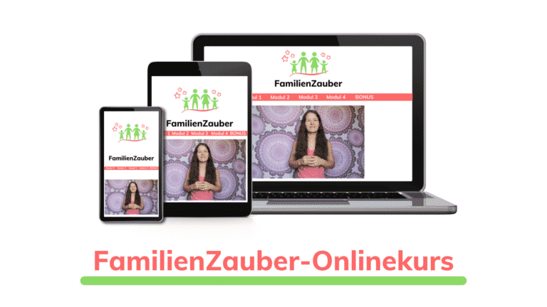 FamilienZauber Onlinekurs