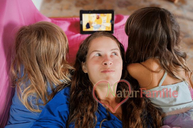 Beitragsbild Mediennutzung bei Kinder