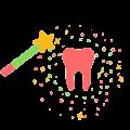 Zahnputzkonflikt mit Kind